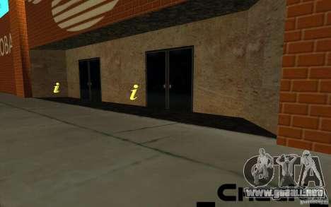 San noticias de respawn para GTA San Andreas segunda pantalla