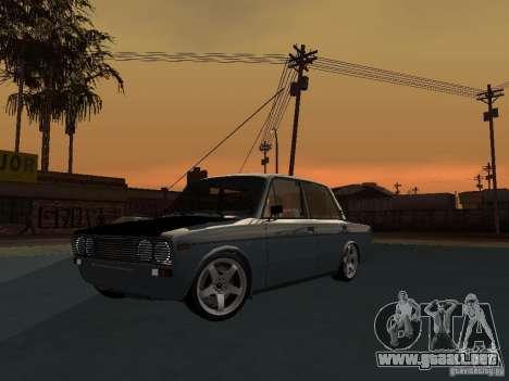 2106 Vaz tuning para GTA San Andreas