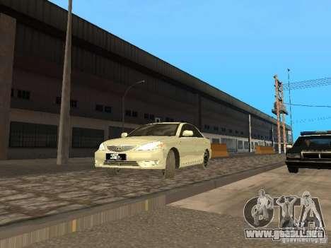 Toyota Camry 2003 para GTA San Andreas