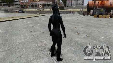 Mujer Gata para GTA 4 tercera pantalla