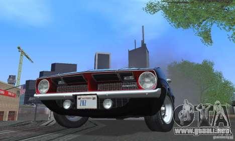 ENBSeries by dyu6 Low Edition para GTA San Andreas novena de pantalla