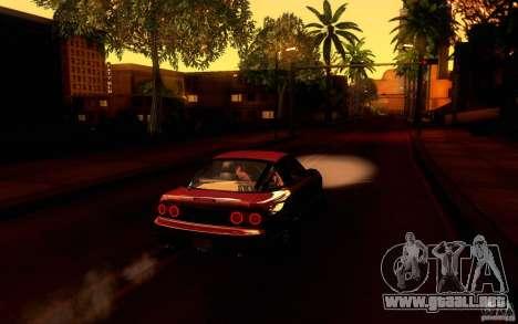 Nissan 180SX Kouki para la visión correcta GTA San Andreas