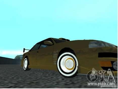 Deluxo Wheels Mod para GTA San Andreas quinta pantalla