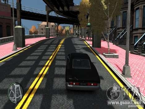 Road Textures (Pink Pavement version) para GTA 4 octavo de pantalla