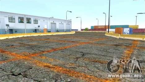 Blur Port Drift para GTA 4 sexto de pantalla
