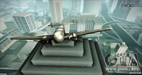 ENB Graphics Mod Samp Edition para GTA San Andreas novena de pantalla