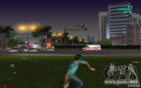 Munición infinita para GTA Vice City tercera pantalla