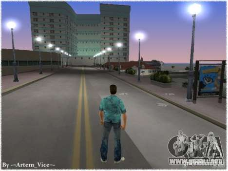 New Ocean Beach para GTA Vice City tercera pantalla