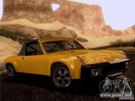 Porsche 914-6 para GTA San Andreas
