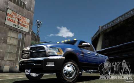 Dodge Ram 3500 Stock Final para GTA 4