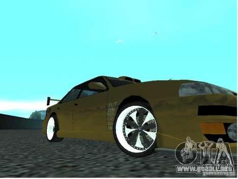 Deluxo Wheels Mod para GTA San Andreas séptima pantalla