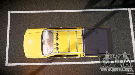 Ford F150 FX4 OffRoad v1.0 para GTA 4 visión correcta