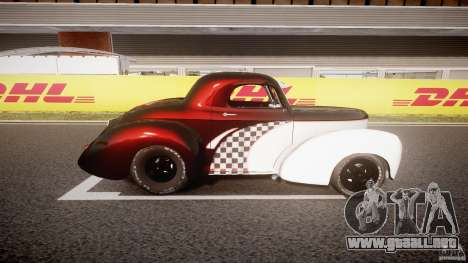 Willys Americar 1941 para GTA 4 left