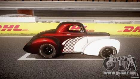 Willys Americar 1941 para GTA 4 left