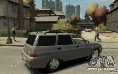Lada ВАЗ 2111 para GTA 4 visión correcta