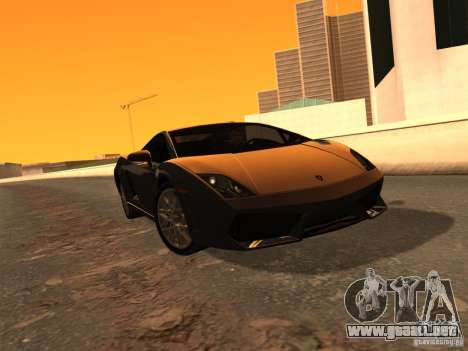 IG ENBSeries v2.0 para GTA San Andreas sexta pantalla