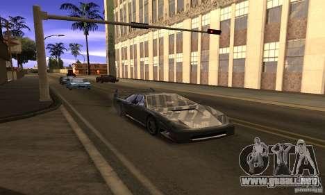 Sunshine ENB Series by Recaro para GTA San Andreas tercera pantalla