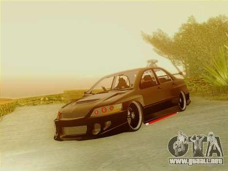 ENB v1.2 by TheFesya para GTA San Andreas tercera pantalla
