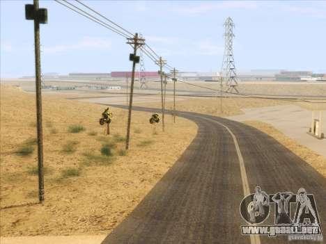 HQ Country Desert v1.3 para GTA San Andreas novena de pantalla