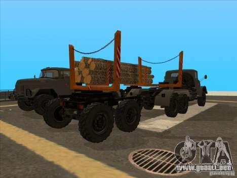 TMZ-802a para GTA San Andreas left
