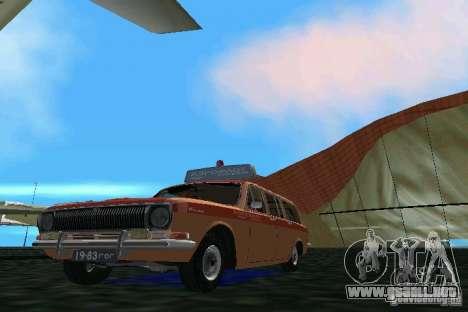 Volga GAZ 2402-Aeroflot para GTA Vice City