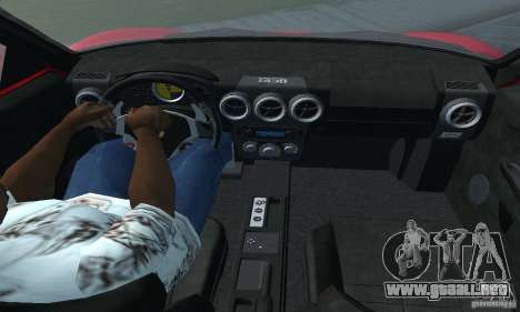 Ferrari F430 para la visión correcta GTA San Andreas
