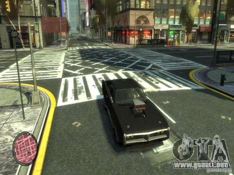 Road Textures (Pink Pavement version) para GTA 4 segundos de pantalla