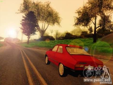 Dacia 1310 L Sport para GTA San Andreas left