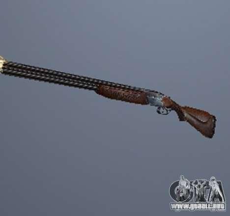Un conjunto de armas de acosador V2 para GTA San Andreas twelth pantalla