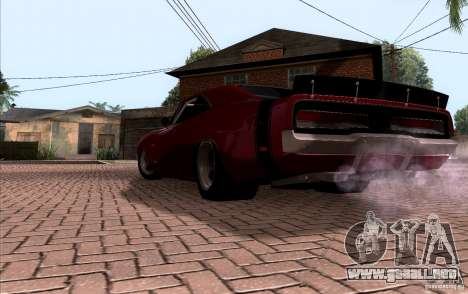 ENBSeries by HunterBoobs v1 para GTA San Andreas tercera pantalla