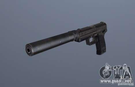 Grims weapon pack3 para GTA San Andreas