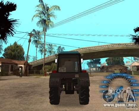 Tractor MTZ-80 para la visión correcta GTA San Andreas