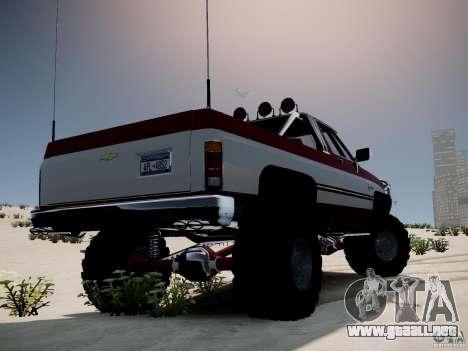 Rancher XL 3.0 para GTA 4 left