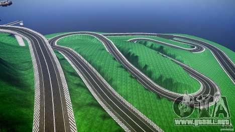 Drift Paradise V2 para GTA 4 quinta pantalla