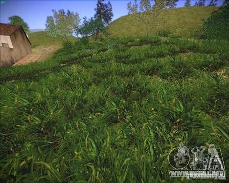Grass form Sniper Ghost Warrior 2 para GTA San Andreas sexta pantalla
