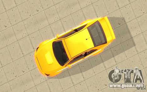 Sultan RS de GTA 4 para la visión correcta GTA San Andreas