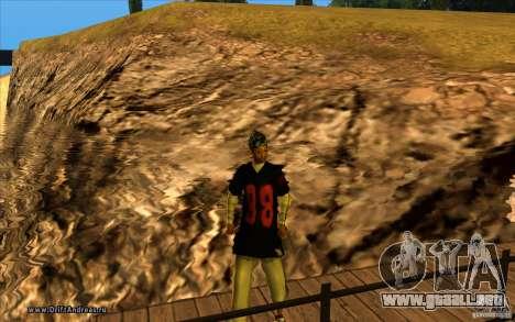 ENBSeries by MEdved para GTA San Andreas segunda pantalla