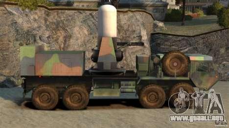 HEMTT Phalanx para GTA 4 left
