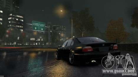 BMW M5 E39 BBC v1.0 para GTA 4 visión correcta