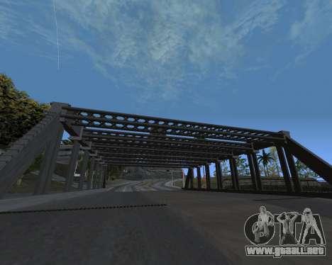 Puente en LS para GTA San Andreas segunda pantalla