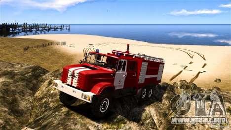 ZIL 433474 bombero para GTA 4