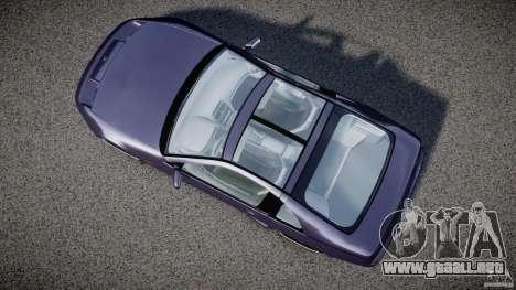 Nissan 300zx Fairlady Z32 para GTA 4 vista hacia atrás