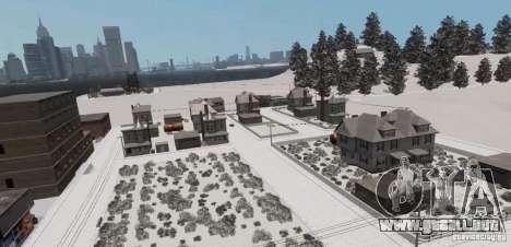 ICE IV para GTA 4 adelante de pantalla