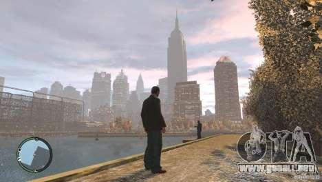 Gráficos realistas para GTA 4 segundos de pantalla