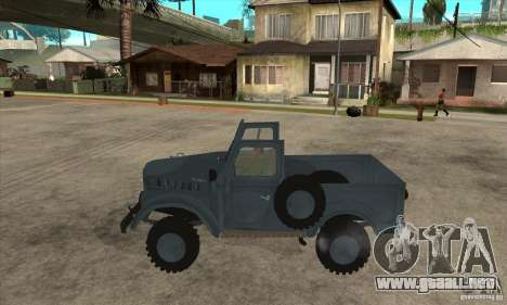 ARO Simple para GTA San Andreas left