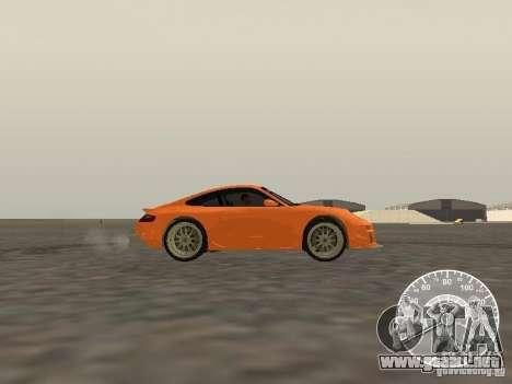 Porsche 911 GT3 Style Tuning para GTA San Andreas left