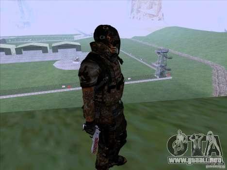 Elliot Salem para GTA San Andreas segunda pantalla