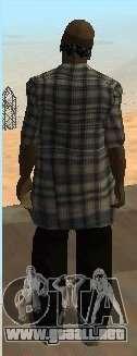 Pieles de los sureños 13 para GTA San Andreas quinta pantalla