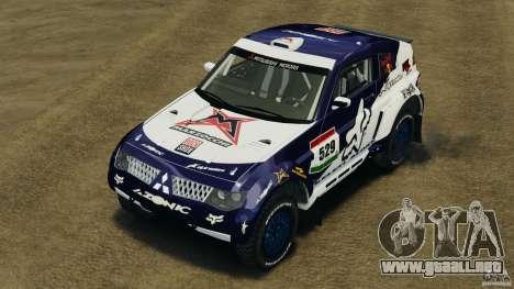 Mitsubishi Montero EVO MPR11 2005 v1.0 [EPM] para GTA 4