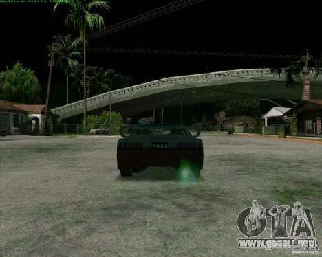 Supergt - Police S para la visión correcta GTA San Andreas